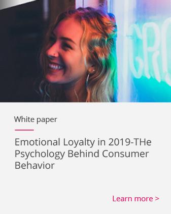 Emotional Loyalty In 2019