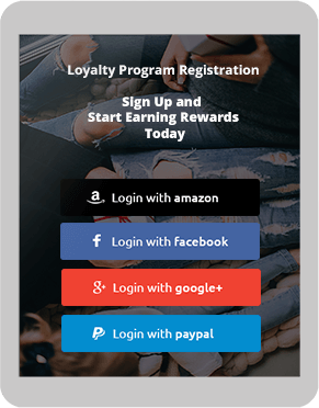 Loyalty Account Creation