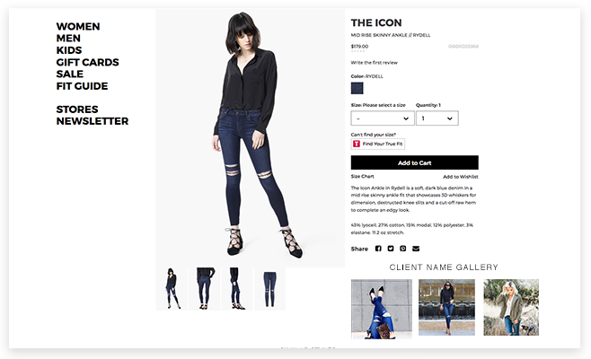 How Visual commerce works
