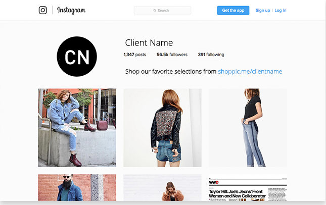 Make Your Instagram Shoppable