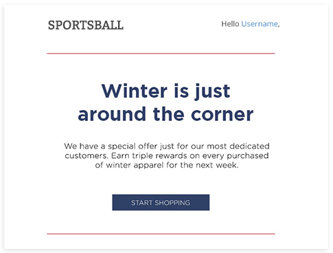 Loyalty Software Sports Ball