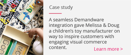 Engaging Visual Commerce Content