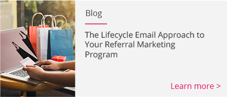 Lifecycle Email Approach