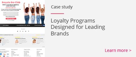 Loyalty Programs Designed for Leading Brand