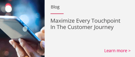 Touchpoints in The Customer Journey