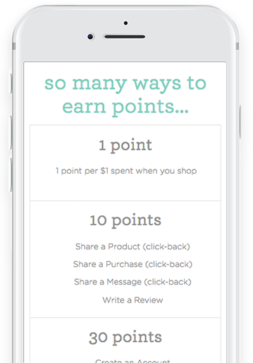 loyalty program structure