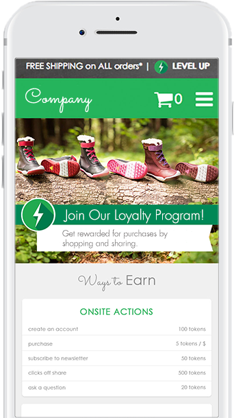 Customer Loyalty Programs Solution