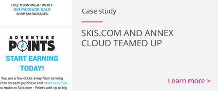 Skis.com and Annex Cloud