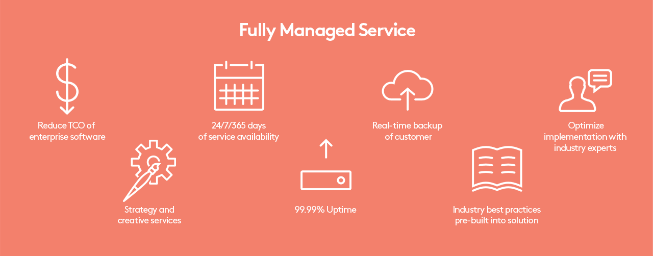 Fully Managed Service